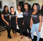 RTWSA: Ladies in Royal Diadem T-shirts