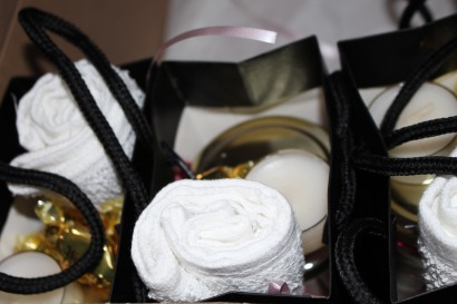 Gift bags: With Love Laina